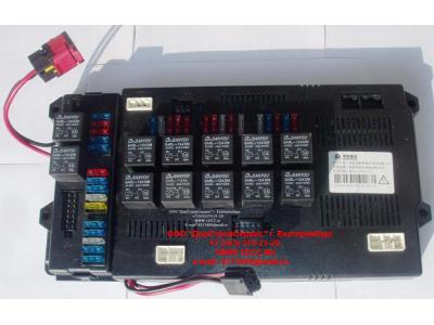 Блок управления правый (реле и предохранителей) H2 HOWO (ХОВО) WG9719581022