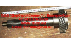 Вал первичный КПП ZF 5S-150GP d-50 H2/H3