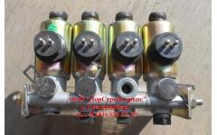 Модуль электромагнитных клапанов (4 клапана) FN для самосвалов фото Екатеринбург