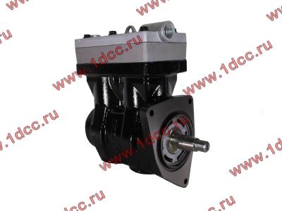 Компрессор пневмотормозов 2-х цилиндровый D12 A7 HOWO A7 VG1246130008