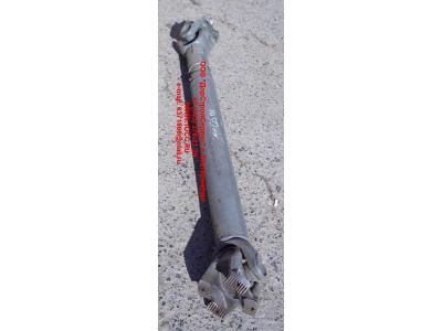 Вал карданный основной без подвесного L-1400, d-180, 4 отв. H HOWO (ХОВО) AZ9114311400