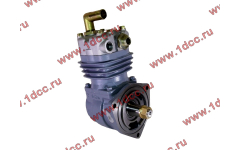 Компрессор пневмотормозов 1 цилиндровый WP10 (2010-2011) SH