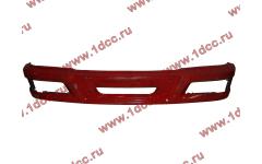Бампер FN2 красный самосвал для самосвалов фото Екатеринбург