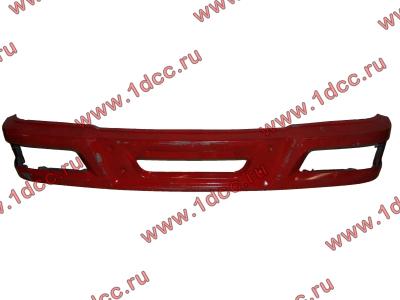 Бампер FN2 красный самосвал FOTON (ФОТОН) 1B24953180001 для самосвала фото 1 Екатеринбург